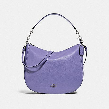 COACH F31399 ELLE HOBO<br>蔻驰ELLE流浪汉 光色,紫色,银