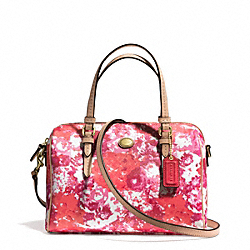 COACH F31461 - PEYTON FLORAL BENNETT MINI SATCHEL ONE-COLOR