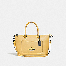 COACH F31466 Mini Emma Satchel SUNFLOWER