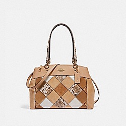 BROOKE CARRYALL - f31533 - BEECHWOOD MULTI/light gold