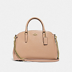 COACH F32017 Sage Carryall BEECHWOOD/LIGHT GOLD