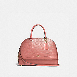 COACH F32120 - SIERRA SATCHEL MELON/LIGHT GOLD