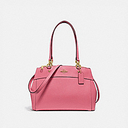 COACH F32197 - BROOKE CARRYALL PEONY/LIGHT GOLD