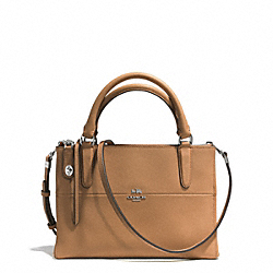 COACH F32284 - THE SAFFIANO LEATHER MINI BOROUGH BAG UED0E