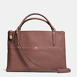 COACH F32286 The Large Saffiano Leather Borough Bag LIBRK