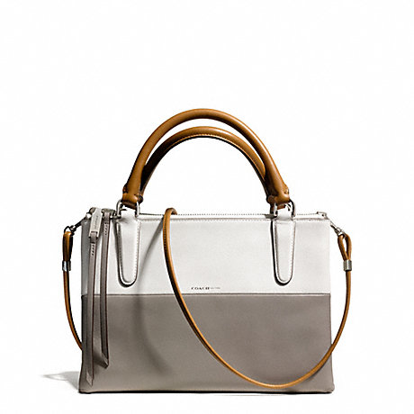 COACH F32503 - THE RETRO COLORBLOCK LEATHER MINI BOROUGH BAG - UE ...