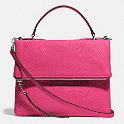 COACH F32504 - URBANE SHOULDER BAG 2 IN PEBBLED LEATHER  UEFUS