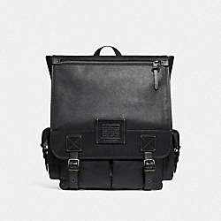 COACH F32572 Scout Backpack BLACK