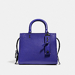COACH F32778 Rogue 25 PURPLE/BLACK COPPER