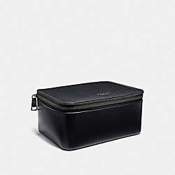 COACH F33075 Tech Organizer BLACK