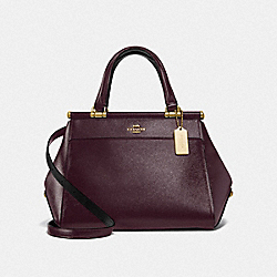 COACH F33406 Grace Bag LI/OXBLOOD