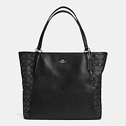 COACH F33480 - BAILEY TOTE IN SAFFIANO LEATHER  SVDOF