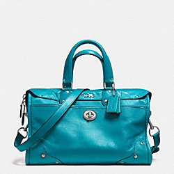 COACH F33689 Rhyder Satchel In Leather  AKTEA