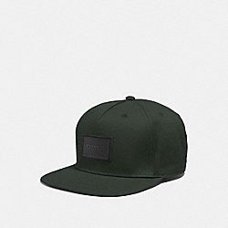 FLAT BRIM HAT - F33774 - HOLLY