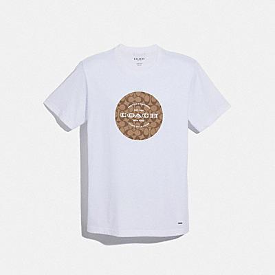 コーチ シグネチャー Tシャツ