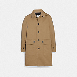 MAC COMMUTER JACKET - F33823 - ANTIQUE SADDLE