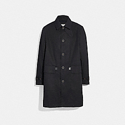 MAC COMMUTER JACKET - f33823 - BLACK