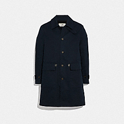 COACH F33823 - MAC COMMUTER JACKET COMMUTER NAVY