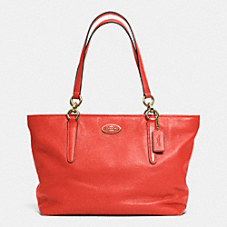 COACH F33961 Ellis Tote In Leather LIWM3