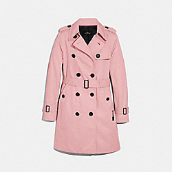 COACH F34024 Trench DUSTY PINK