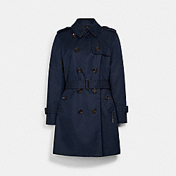COACH F34024 - TRENCH NAVY
