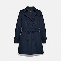 COACH F34025 - TRENCH NAVY