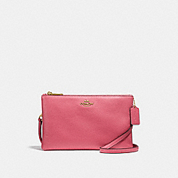 LYLA CROSSBODY - f34265 - PEONY/light gold