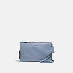 LYLA CROSSBODY - F34265 - STEEL BLUE