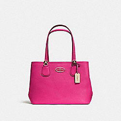 COACH F34388 Kitt Carryall PINK RUBY/LIGHT GOLD