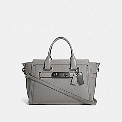 COACH F34408 - COACH SWAGGER GM/HEATHER GREY