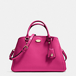 COACH F34607 - SMALL MARGOT CARRYALL IN LEATHER IMCBY