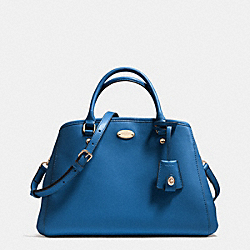 COACH F34607 - SMALL MARGOT CARRYALL IN LEATHER  IMDEN