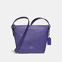 DANNY DUFFLE - f34767 - SILVER/VIOLET