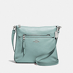 COACH F34823 Mae Crossbody CLOUD/SILVER