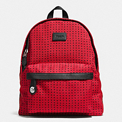 COACH F34855 - SMALL CAMPUS BACKPACK IN PRINTED CANVAS  SVDRK
