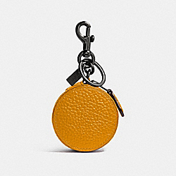 COACH F34869 Mini Zip Case MARIGOLD