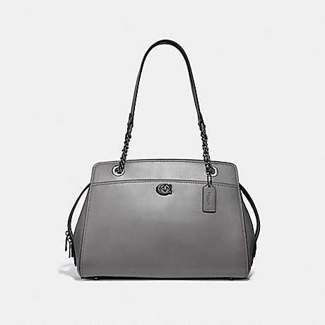COACH F35575 PARKER CARRYALL GM/HEATHER-GREY