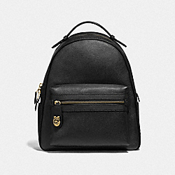 COACH F35608 - CAMPUS BACKPACK LI/BLACK