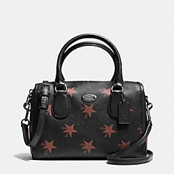COACH F35902 - MINI BENNETT SATCHEL IN STAR CANYON PRINT COATED CANVAS QBBMC