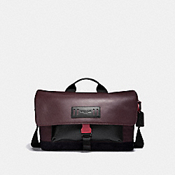 COACH F36089 Terrain Bike Bag OXBLOOD/TRUE RED