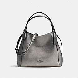 EDIE SHOULDER BAG 28 - f36101 - ANTIQUE NICKEL/GUNMETAL