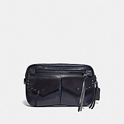 UTILITY BELT BAG 25 - F36474 - MW/DARK NAVY