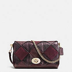 COACH F36593 - MINI RUBY CROSSBODY IN PATCHWORK LEATHER IMREM
