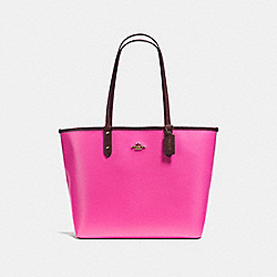 REVERSIBLE CITY TOTE - f36609 - IMMX3