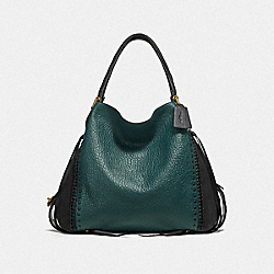 COACH F37275 - EDIE SHOULDER BAG 42 B4/EVERGREEN