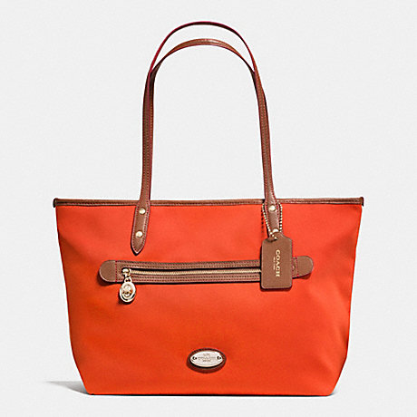 COACH F37336 TOTE IN POLYESTER TWILL IMPEP