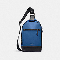 COACH F37598 Graham Pack VINTAGE BLUE