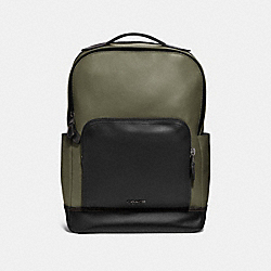 GRAHAM BACKPACK - F37599 - SURPLUS/BLACK ANTIQUE NICKEL