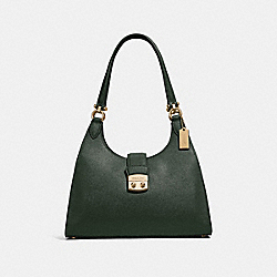 AVARY SHOULDER BAG - F37606 - IVY/IMITATION GOLD