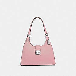 AVARY SHOULDER BAG - F37606 - PETAL/SILVER